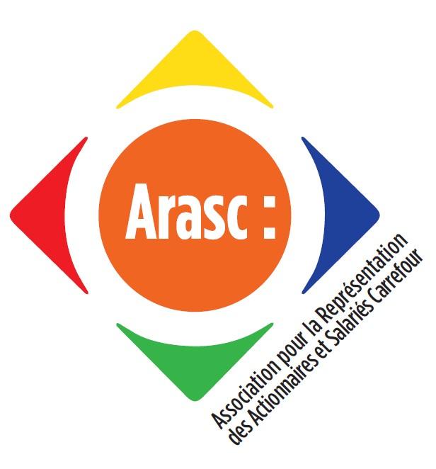 Arasc : association pour la représentation des actionnaires et salariés Carrefour